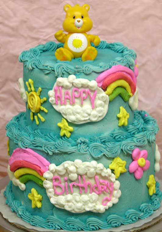 Excellent Birthday Cakes For Kids In Arlington Tx Cooper St Bakery Funny Birthday Cards Online Alyptdamsfinfo